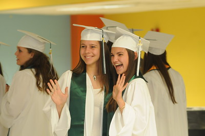 Methacton High School class of 2015 commencement June 10, 2015. Gene Walsh — The Times Herald