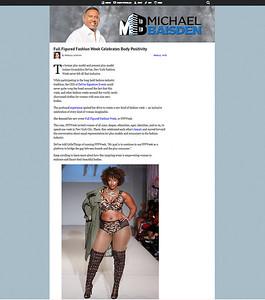 MICHAEL BAISDEN, FFFWEEK , DEVORAH STORY