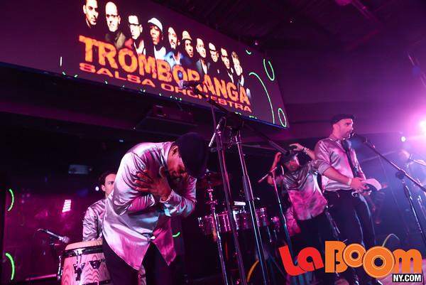 July 21.17 - Jorge Celedon & Tromboranga