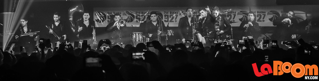 Julio 17 - Banda Los Recoditos - La Boom