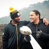 November 18, 2015 - NFL China Pittsburgh Steelers Super Bowl XLIII Champions Tour. Troy Polamalu and Ryan Clark reminisce on winning past Super Bowls.