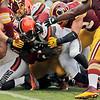 APTOPIX Browns Redskins Football