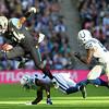 APTOPIX Britain Colts Jaguars Football