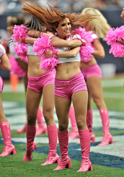 Oct 10 2010:  <br /> Houston Texans Cheerleaders in action<br /> in a game between New York Giants and the Houston Texans at Reliant Stadium in Houston, Texas.<br /> New York Giants win 34-10.<br /> (Credit Image: © Manny Flores/Cal Sport Media)