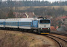 750 711 (92 54 2750 711-4 CZ-CD) at Kralice nad Oslavou on 8th February 2016 (2)
