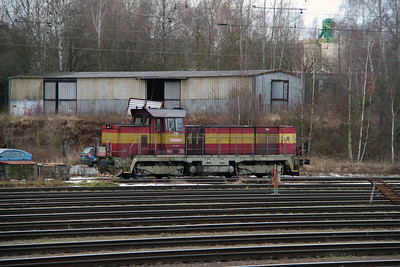 731 020 (92 54 2731 020-4 CZ-CDC) at Havlickuv Brod on 5th February 2016 (2)