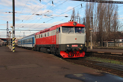 T478 1008 (90 54 3749 008-9) at Prague Vrsovice on 5th February 2016 (19)