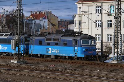 130 001 (91 54 7130 001-1 CZ-CDC) at Prague Liben on 8th February 2016 (1)