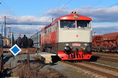 T478 1008 (90 54 3749 008-9) at Brno Dolni Nadrazi on 5th February 2016 (5)