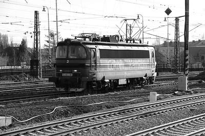 240 106 at Brno Malomerice on 5th February 2016 (2)