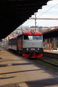 T478 1008 (90 54 3749 008-9) at Prague Vrsovice on 5th February 2016 (15)