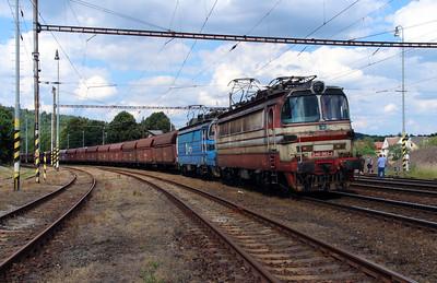 Czech Republic : NFP Railtour 1