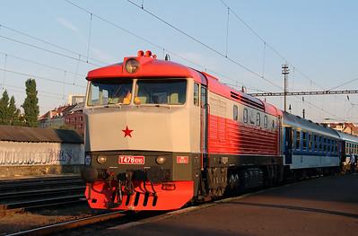 Czech Republic : NFP Railtour 2