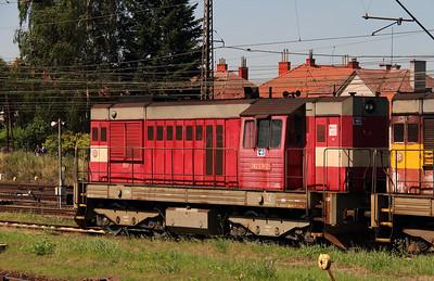 742 331 at Ceska Trebova on 4th July 2014 (2)