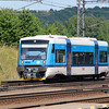 841 007 (95 54 5841 007-8 CZ-CD) at Trebovice v Cechach on 4th July 2014 (1)