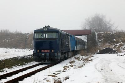 AHD, 749 262 (92 54 2749 262-2 CZ-AHD) at Chrášťany on 4th February 2017 working NFP Railtour (17)