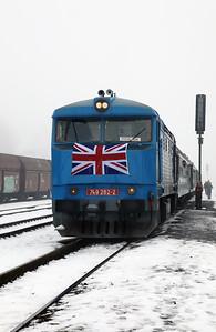 AHD, 749 262 (92 54 2749 262-2 CZ-AHD) at Louny on 4th February 2017 working NFP Railtour (11)