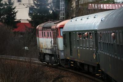 751 112 (92 56 1751 112-4 SK-ZSSKC) near Skalite Serafinov on 3rd February 2018 working Grumpy Railtour (3)