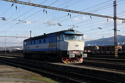 KZC, T478 2065 (90 54 3749 259-8 CZ-KZC) at Zvolen Nakladna Stanica on 5th February 2018 working Grumpy Railtour (5)
