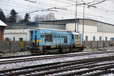 SZDS, 740 873 (92 56 1740 873-5 SK-SZDS) at Vrutky on 5th February 2018 (3)