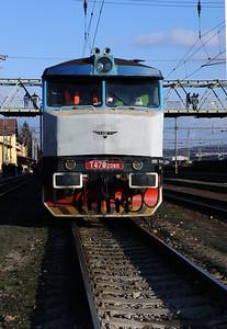KZC, T478 2065 (90 54 3749 259-8 CZ-KZC) at Zvolen Nakladna Stanica on 5th February 2018 working Grumpy Railtour (14)