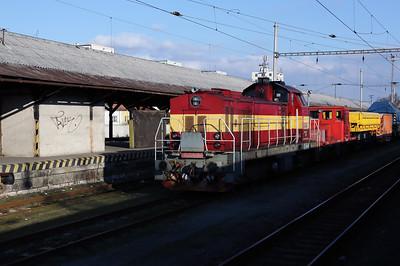 730 621 (92 56 1730 621-0 SK-ZSR) at Zvolen Nakladna Stanica on 5th February 2018 (4)