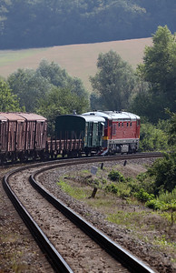 JUMA, T478 2069 (92 56 1752 069-5 SK-JUMA) near Nemotice on 8th July 2017 working Grumpy Railtours  (2)