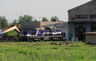 773 806 (92 56 1773 806-5 SK-ZSSKC) at Cierna nad Tisou Zastavka on 22nd June 2016 (2)