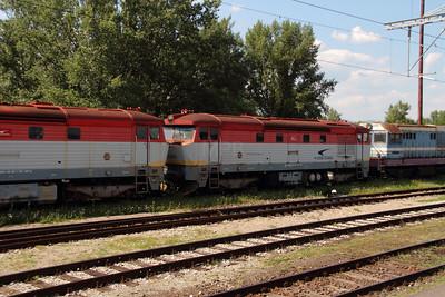 751 175 (92 56 1751 175-1 SK-ZSSKC) at Trencianska Tepla Depot on 23rd June 2016 (1)