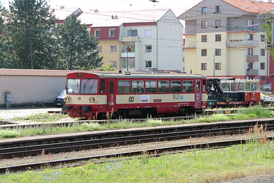 810 616 (94 54 5810 616-3 CZ-CD) at Chlumec nad Cidlinou on 24th June 2016