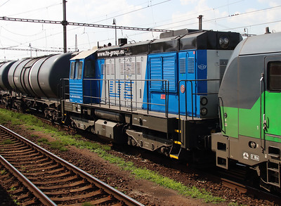 LTE, 740 883 (92 56 1740 883-4 SK-LTE) at Nymburk Hlavni Nadrazi on 24th June 2016 (1)