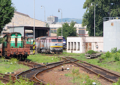 751 113 at Cierna nad Tisou Zastavka on 22nd June 2016 (1)