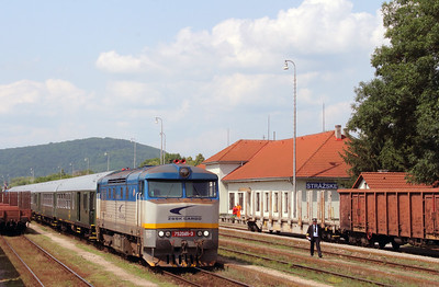 NFP Railtour : Czech Rep & Slovakia - June 2016