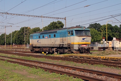 752 048 (92 56 1752 048-9 SK-ZSSKC) at Trebisov on 22nd June 2016  (1)