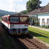 813 011 at Horni Srnie on 23rd June 2016 (2)