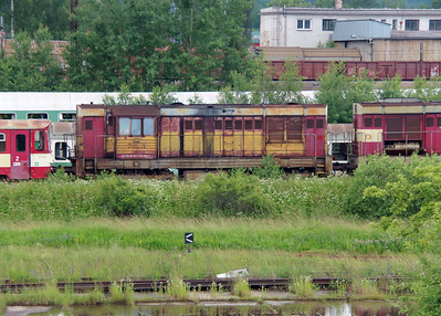 742 066 (92 54 2742 066-4 CZ-CD) at Ceska Trebova Depot on 20th June 2016