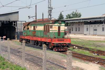 770 027 (92 56 1770 027-1 SK-ZSSKC) at Cierna nad Tisou Zastavka on 22nd June 2016 (5)