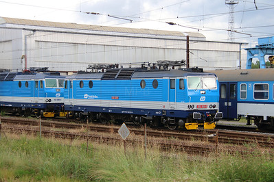 362 158 (91 54 7362 158-8 CZ-CD) at Ceska Trebova Depot on 20th June 2016 (1)