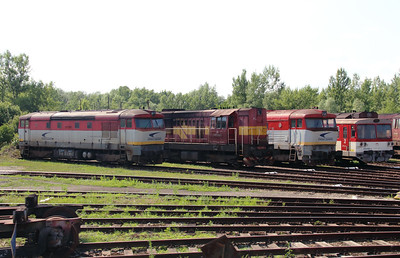 Trencianska Tepla Depot on 23rd June 2016 (1)