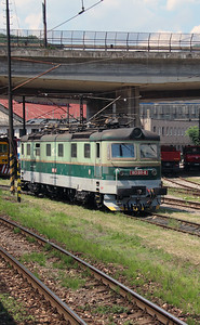 183 011 (91 56 6183 011-6 SK-ZSSKC) at Zilina Depot on 23rd June 2016 (1)