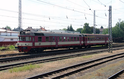 854 205 (95 54 5854 205-2 CZ-CD) at Chlumec nad Cidlinou on 24th June 2016 (2)