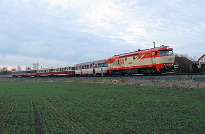 IDSC, 749 162 (92 54 2749 162-4 CZ-IDSC) at Hostivice Sadova on 9th March 2015 (6)