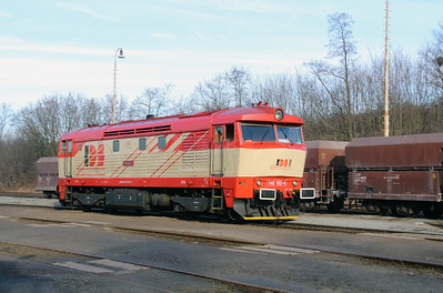 IDSC, 749 162 (92 54 2749 162-4 CZ-IDSC) at Hostivice on 9th March 2015 (7)