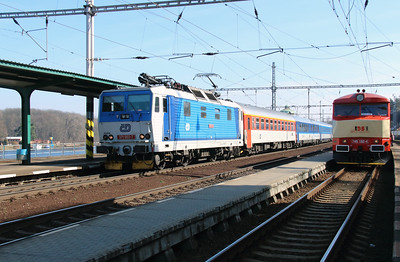 371 001 (91 54 7371 002-7 CZ-CD) at Roudnice nad Labem on 9th March 2015 (3)