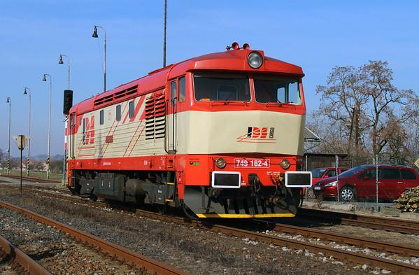 NFP Railtour March 2015