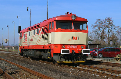 IDSC, 749 162 (92 54 2749 162-4 CZ-IDSC) at Zlonice on 9th March 2015 (4)