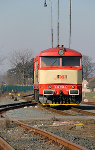 IDSC, 749 162 (92 54 2749 162-4 CZ-IDSC) at Zlonice on 9th March 2015 (6)