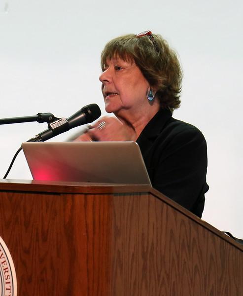 Rhoda Schermer, President, NFRPP