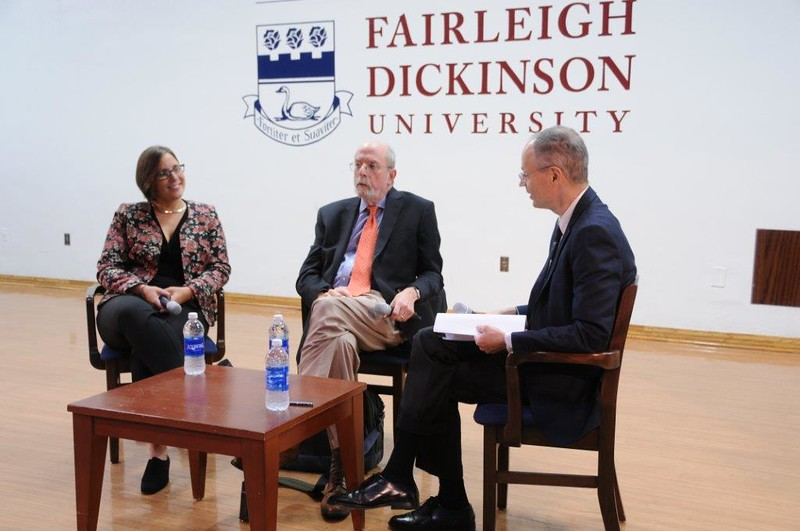 Lisa L. Miller is Professor of Political Science at Rutgers University,  Peter Coy is Economics Editor of Bloomberg Businessweek, Earl M. Maltz is Distinguished Professor, Rutgers University School of Law