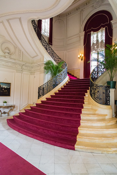 Rosecliff - Entrance